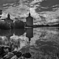Кириллов монастырь :: Александр Силинский