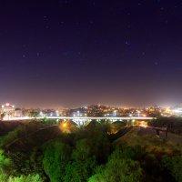 Ночной Ереван / городской пейзаж :: KanSky - Карен Чахалян