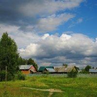 На краю деревни :: Андрей Снегерёв