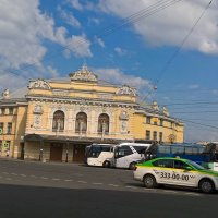 Цирк в Санкт-Петербурге :: Митя Дмитрий Митя