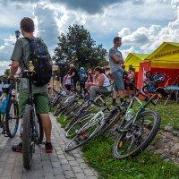 Слет велосипедистов :: Сергей Цветков