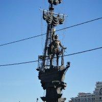 Памятник Петру I (Москва) :: Sall Славик/оf