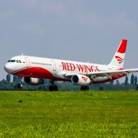 Airbus-A321 - Red Wings :: Roman Galkov