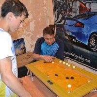 Играем в Карагандинскую пирамидку...Новая игра,для всех. :: Хлопонин Андрей Хлопонин Андрей