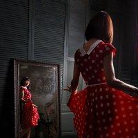 Пошила новое платье... и какая я в нём красавица :: Сергей