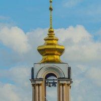 Храм Великомученика Георгия Победоносца. город Курск :: Руслан Васьков