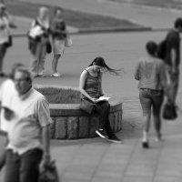 """""""В суете городов и потоке машин..."""" (с) :: Борис Бутцев"""