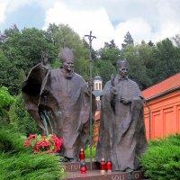 Папа и кардинал :: Сергей Карачин