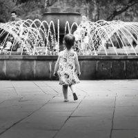 Босоногое лето :: Александра Уварова