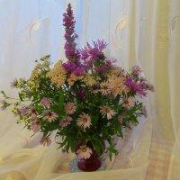 Летний букет цветов :: Елена Павлова (Смолова)