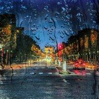 avenue des Champs-Élysées (Елисейские поля) :: Сергей Козырев