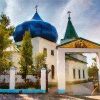 Кольская церковь :: Светлана marokkanka