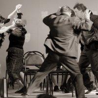 Сцена из спектакля :: Елена Минина