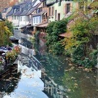 Осень в Эльзасе :: Милана Гиличенски