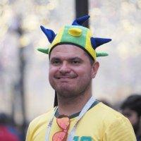 Бразилец :: Евгений Седов
