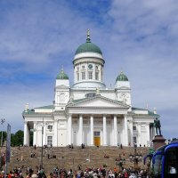 Кафедральный собор Хельсинки :: Сергей Беляев