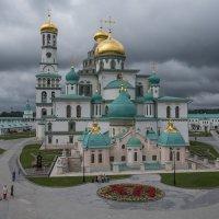Воскресенский Ново-Иерусалимский мужской монастырь. :: Виктор Евстратов