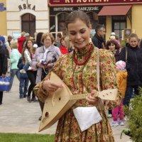 День города Рыбинска. :: Нина Андронова
