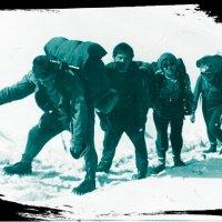 Идём на Вершину...Из далёкой Вертикале... :: Хлопонин Андрей Хлопонин Андрей