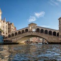 Мост Риальто, Венеция :: Ольга Петруша