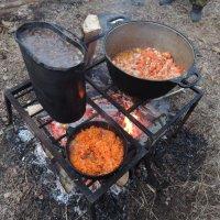 походная кухня 3 :: Константин Трапезников