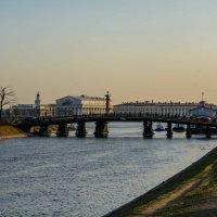 Кронверкский пролив :: Константин Шабалин