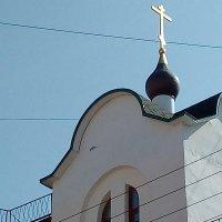 Купол Староверческой церкви в Санкт-Петербурге. :: Светлана Калмыкова