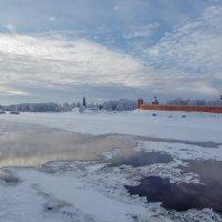 Зимний простор :: Евгений Никифоров
