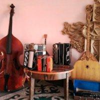 Музыка из забытого прошлого...Возвращение. :: Хлопонин Андрей Хлопонин Андрей