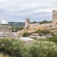 Генуэзская крепость (Феодосия) :: Александр Назаров