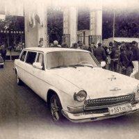 Лимузин Волга ГАЗ-21 :: Андрей Головкин