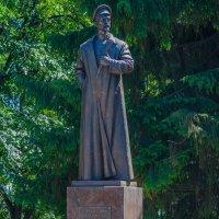 Памятник Феликсу Дзержинскому. Курск :: Руслан Васьков