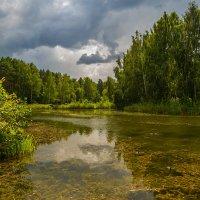 Озеро Ключевое :: Сергей Цветков
