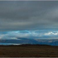 Ледник... :: алексей афанасьев