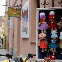 Люди и куклы :: Любовь С.