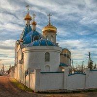 Храм Державной иконы Пресвятой Богородицы :: Анна Пугач