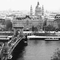 Зимний Будапешт. :: Elena Ророva