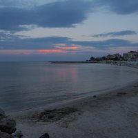 Вечер в городке Поморие, Болгария. :: Евгений Седов