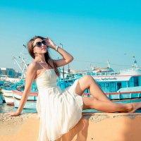 Фотосессия в Порт New Marina Хургада, Египет :: Светлана Айед