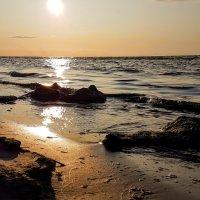 Морской закат :: Tatjana