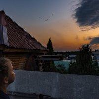 Небо над нами :: Сергей К.