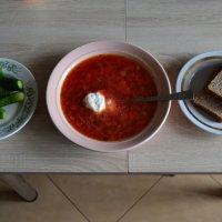 Летний обед... :: Владимир Павлов