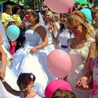 Шествие невест :: Сергей Карачин
