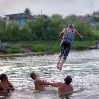 Запуск прошёл удачно ... :: Евгений Хвальчев