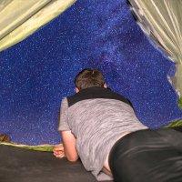 прекрассный вид из пaлатки :: Адик Гольдфарб