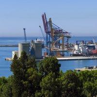 Порт (Малага) :: Сергей Фомичев
