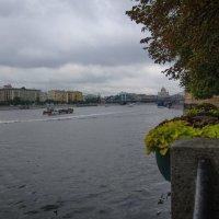 Кораблики на Москве-реке :: Наталья Левина