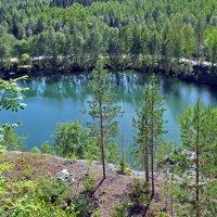 Лето в Карелии :: Нина Синица