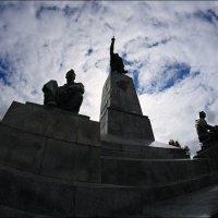 Памятник Ленину :: Анатолий Винник
