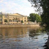 Река Мойка :: Наталья Герасимова